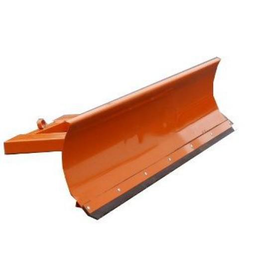 Sneeuwschuif voor heftruck en shovel niet verstelbaar breedte va 100 cm t/m 200 cm