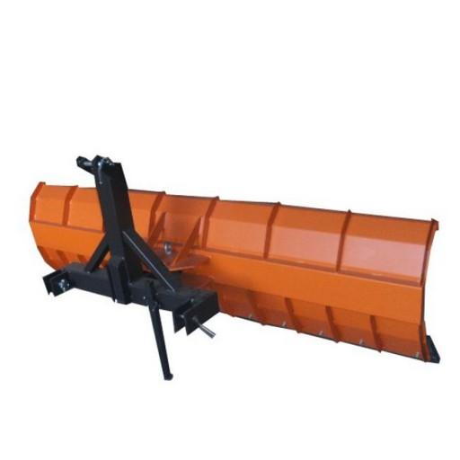 Havy Duty Sneeuwschuif voor machines met (Cat)Kat-1-2-3 opname Breedte va 200 cm t/m 250 cm bestelbaar.