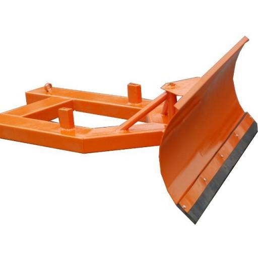 Sneeuwschuif voor heftruck en shovel etc links en rechts verstelbaar breedte va 100 cm t/m 200 cm