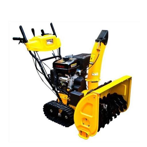 Sneeuwfrees met 11 PK 4-takt benzinemotor