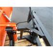 Sneeuwschuif hydraulisch met euro opname | grote 200 tot 250 cm